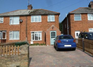 Thumbnail 3 bed semi-detached house for sale in East Road, West Mersea, Colchester