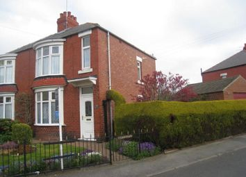 Thumbnail 3 bed property to rent in Oak Road, Guisborough