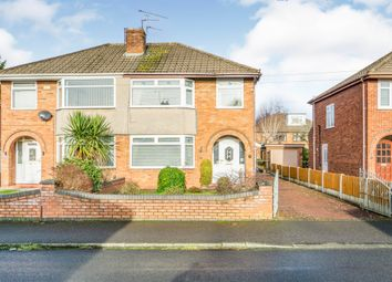 Thumbnail 3 bed semi-detached house for sale in Cherry Grove, Whitby, Ellesmere Port