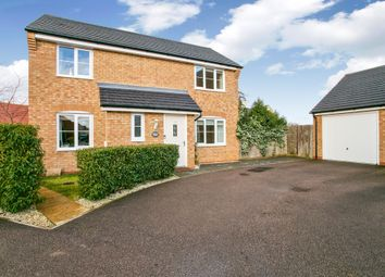 Thumbnail Detached house for sale in Windmill Place, Papworth Everard, Cambridge