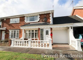 3 bed semi-detached house for sale in Manor Road, Caister-On-Sea, Great Yarmouth NR30