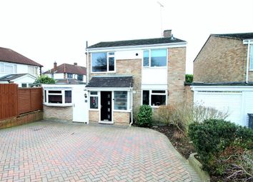 Thumbnail 4 bed link-detached house for sale in Bicknell Road, Frimley