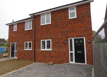 Thumbnail 3 bed semi-detached house for sale in Fourth Avenue, Glemsford, Sudbury