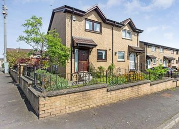 Thumbnail 2 bed semi-detached house for sale in Hillview Street, Glasgow