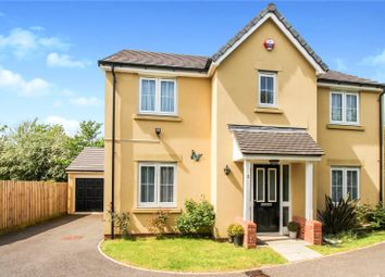Thumbnail 4 bed detached house for sale in May Court, Bideford