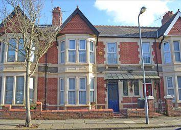 3 bed terraced house for sale in Newfoundland Road, Heath/Gabalfa, Cardiff CF14