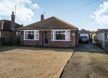Thumbnail 3 bed detached bungalow for sale in Downham Road, Watlington, King's Lynn
