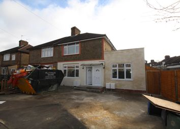 Thumbnail 2 bed end terrace house to rent in Perry Gardens, London