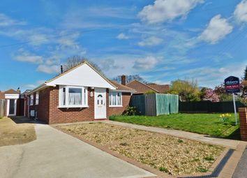 Thumbnail 4 bed detached bungalow for sale in Moody Road, Stubbington, Fareham
