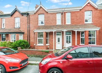 Thumbnail 3 bed terraced house for sale in Symons Road, Saltash