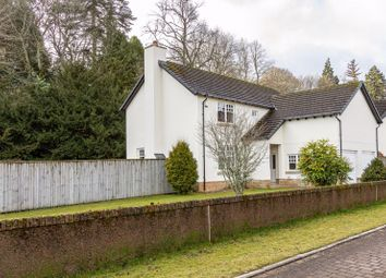 Thumbnail 4 bed detached house for sale in 6 Craigmyle Park, Clovenfords, Galashiels