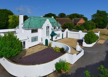 Thumbnail 5 bed detached house for sale in The Drive, Callis Court Road, Broadstairs