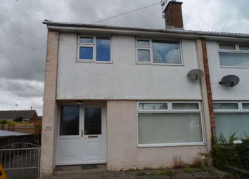 3 bed semi-detached house to rent in Merlin Crescent, Bridgend CF31