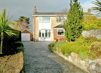Thumbnail 3 bed semi-detached house for sale in Marshlands Road, Little Neston, Neston, Cheshire