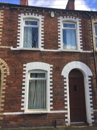 Thumbnail 2 bed terraced house to rent in Donegall Avenue, Belfast