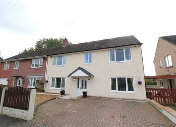 Thumbnail 5 bed semi-detached house for sale in Deepdale Drive, Carlisle