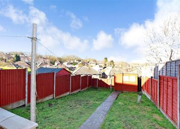 Thumbnail 2 bed terraced house for sale in Binnacle Road, Rochester, Kent