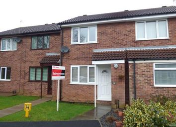 Thumbnail 2 bed terraced house for sale in Atwater Close, Lincoln, Lincolnshire, .