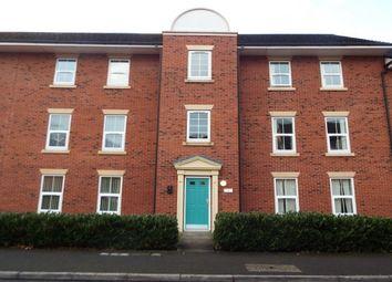 Thumbnail 2 bedroom flat to rent in Lambert Crescent, Nantwich