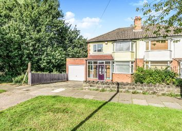 3 bed semi-detached house for sale in Cromwell Lane, Quinton, Birmingham B31