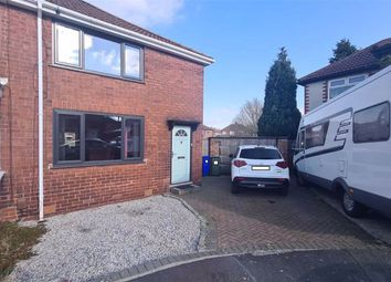 Lyme Grove, Droylsden, Manchester M43. 3 bed semi-detached house for sale