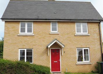 Thumbnail 3 bedroom semi-detached house to rent in Mayfield Way, Great Cambourne, Cambridge