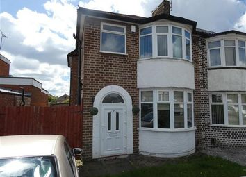 Thumbnail 3 bed semi-detached house to rent in Galloway Avenue, Hodge Hill, Birmingham