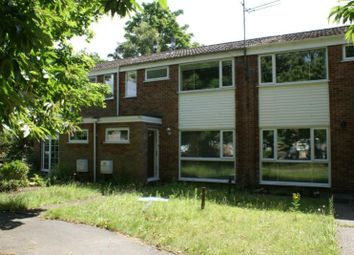 Thumbnail 3 bedroom terraced house to rent in Woodlands Way, Bury St. Edmunds
