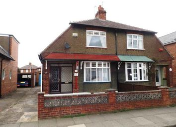 Thumbnail 2 bed semi-detached house for sale in 29 The Crossway, Eastbourne, Darlington, County Durham