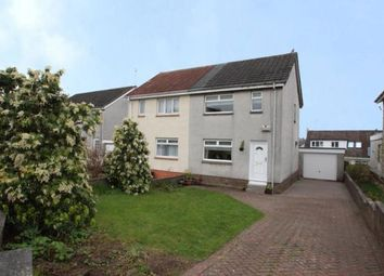Thumbnail 2 bed semi-detached house for sale in Lorne Crescent, Bishopbriggs, Glasgow, East Dunbartonshire