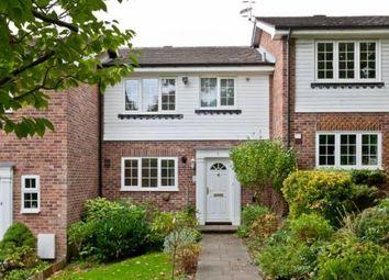 Thumbnail 3 bedroom terraced house to rent in Julian Hill, Weybridge