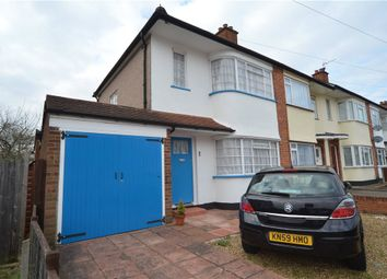 Thumbnail 2 bedroom end terrace house for sale in Hatherleigh Road, Ruislip, Middlesex