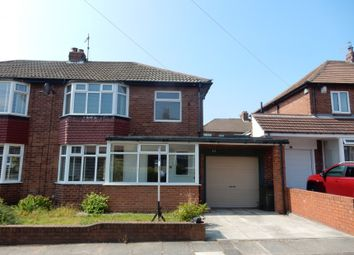 Thumbnail 3 bed semi-detached house for sale in 25 Slingsby Gardens, Cochrane Park, Newcastle, Tyne And Wear
