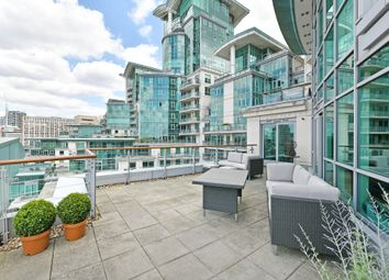 Thumbnail 3 bedroom flat for sale in Hamilton Building St. George Wharf, Vauxhall