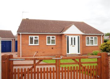 Thumbnail 2 bed bungalow for sale in Curtis Close, Collingham, Newark