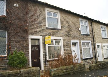 Thumbnail 2 bed terraced house for sale in Taylor Street, Brierfield, Lancashire