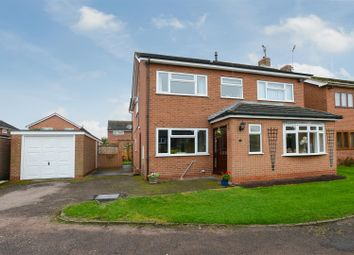 Thumbnail 4 bedroom detached house for sale in Squires Close, Cropwell Bishop, Nottingham