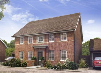"Thumbnail 4 bed detached house for sale in ""Staunton"" at Drift Road, Selsey, Chichester"
