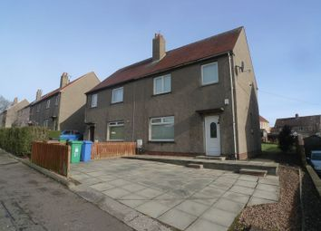 Thumbnail 3 bed semi-detached house for sale in Whytemans Brae, Kirkcaldy
