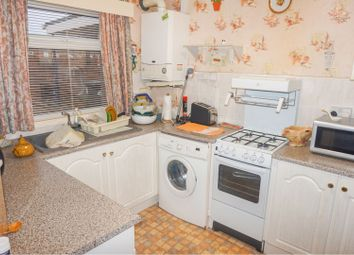 Thumbnail 1 bed flat for sale in Sundridge Walk, Wolverhampton