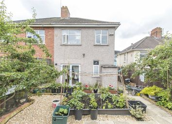 Thumbnail 3 bedroom semi-detached house for sale in Monks Park Ave, Horfield, Bristol