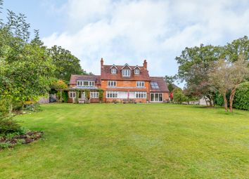 Thumbnail 5 bed detached house for sale in The Ridge, Cold Ash, Thatcham, Berkshire