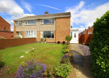 Thumbnail 3 bed semi-detached house for sale in Bushel Hill Drive, Darlington