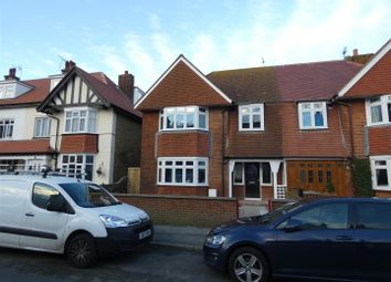 Thumbnail 5 bed property to rent in West Cliff Road, Broadstairs