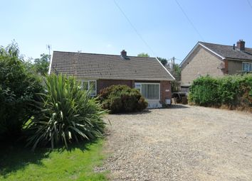 Thumbnail 3 bed detached bungalow for sale in Ellingham Road, Attleborough