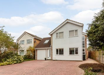 Thumbnail 5 bedroom detached house for sale in Rookery Close, Abingdon