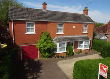 Thumbnail 5 bedroom detached house for sale in Hale Road, Heckington, Sleaford