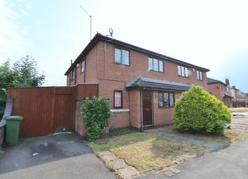 Thumbnail 2 bed semi-detached house for sale in Willoughby Gardens, Leicester Forest East, Leicester
