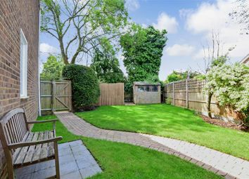 Thumbnail 4 bedroom end terrace house for sale in Ditton Court Close, Ditton, Kent