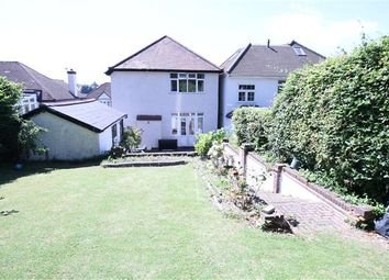 Thumbnail 3 bed detached house to rent in Clifton Road, Coulsdon